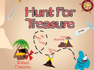 Portfolio item: Hunt for Treasure